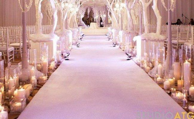 Fresh New Ideas For A Winter Wonderland Wedding Theme