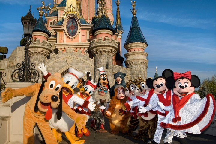 Disneyland Parijs aanbieding