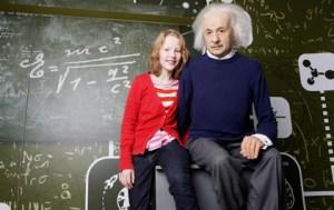 Einstein in het echt? Voor maar €12,50 per persoon!