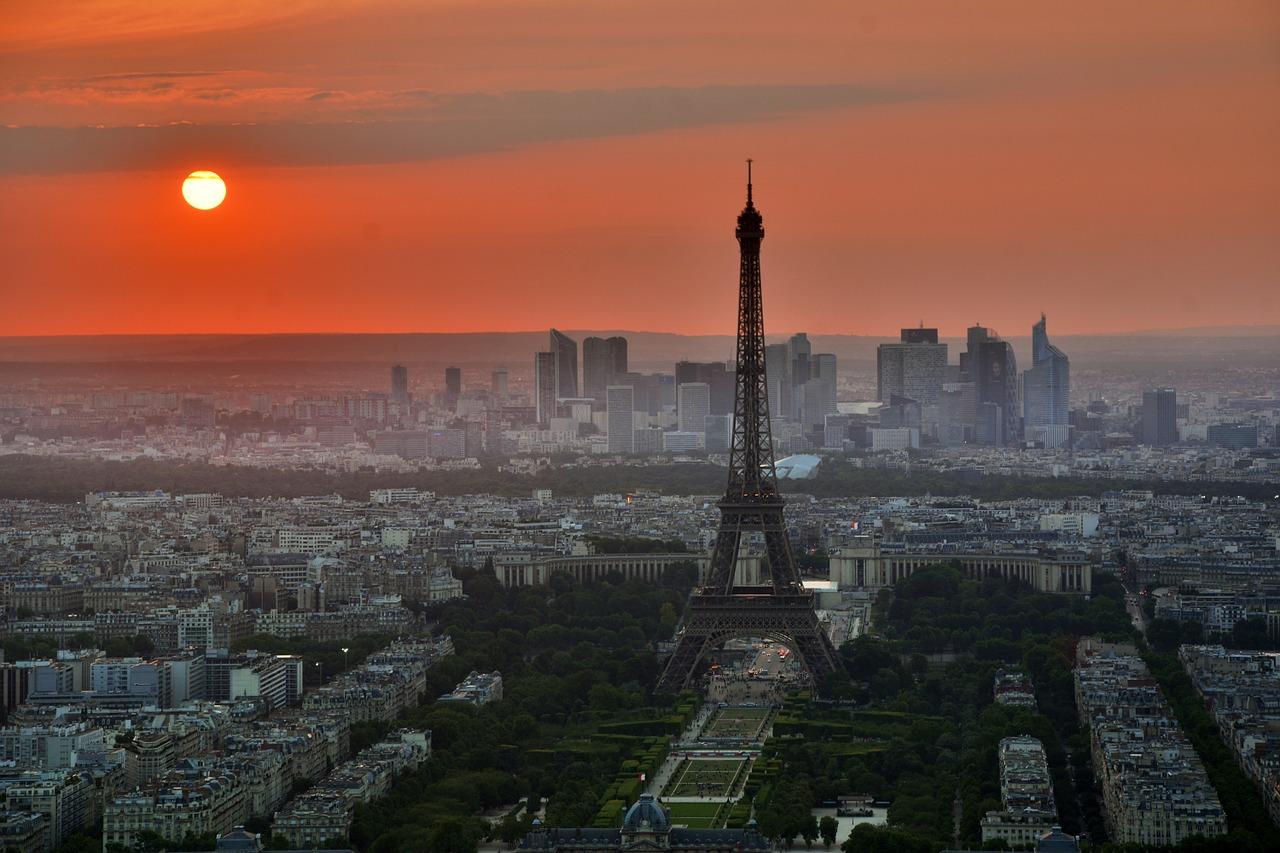 Parijs valentijn aanbieding