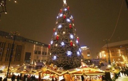 Dortmund kersthoppen aanbieding