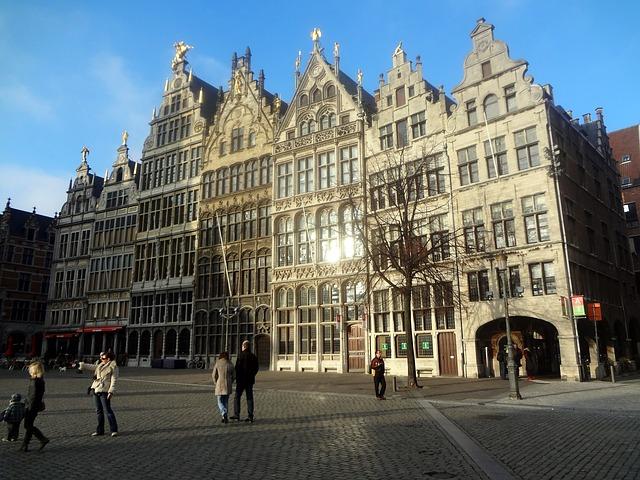 2 of 3 dagen Antwerpen in fijn hotel met ontbijt buffet €29,50!