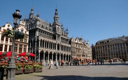 Hotel centrum Brussel aanbieding