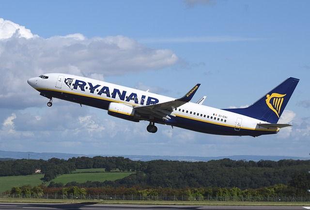 Vliegtickets Ryanair Dublin goedkoop