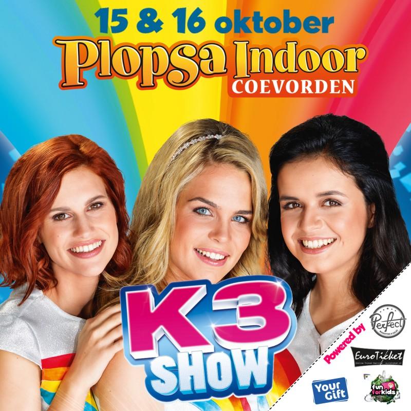 k3 show concert coevorden