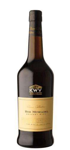 KWV Classic Collection Red Muscadel NV - jpg No 2