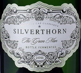 Silverthorn The Green Man (label, cropped)