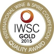 International Wine & Spirit Competition - IWSC2015-Gold-Medal-RGB