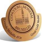 Mondial - CMB-2009-Concours_Mondial_medaille (cropped)