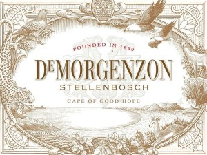 DeMorgenzon Label High Res - Reserve Chenin Blanc 2014 (cropped)
