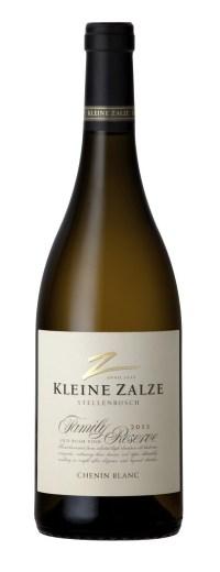 Kleine Zalze Family Reserve Chenin Blanc 2013 - KZ FR Chenin Blanc 2013 (smaller)