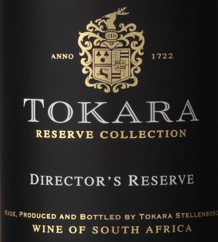 Tokara Director's Reserve White 2013
