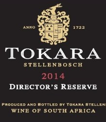 Tokara Director's Reserve White 2014