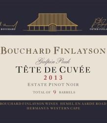Bouchard Finlayson Tete de Cuvee 2013