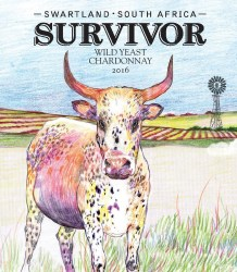 Survivor Wild Yeast Chardonnay 2016