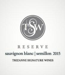 TSW Reserve Sauvignon Blanc Semillon 2016