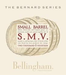 Bellingham The Bernard Series Small Barrel SMV 2014
