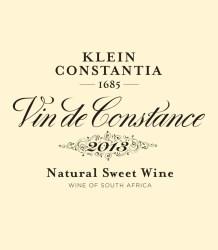 Klein Constantia Vin de Constance Natural Sweet 2013