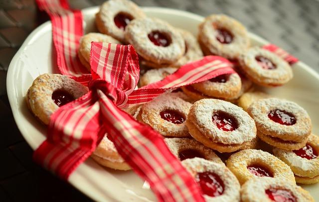 Staročeské vánoční cukroví