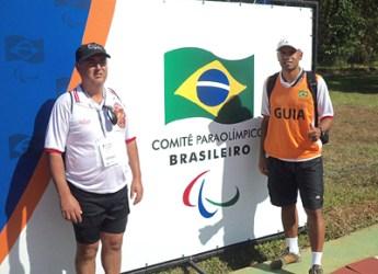 Atleta do Projeto Visão no Esporte traz bons resultados de Brasília