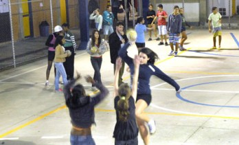 Escola Estadual São Pedro respira handebol