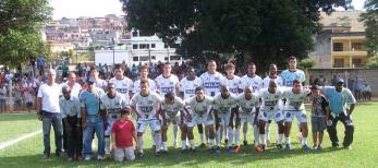 Rio Novo comemora título invicto da Copa Panorama
