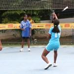 Clorindo Burnier x Taiobeiras: peteca dos Jogos Escolares de Minas Gerais