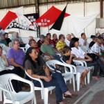 Solenidade reuniu ex-jogadores, familiares, autoridades e torcedores do RJ