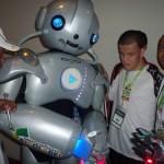 Mascote - Paraolimpiada Escolar 2011