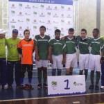 Premiação - Minas Campeã Futebol de 5