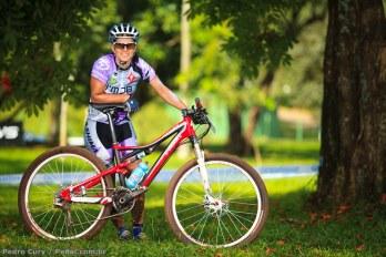 Roberta Stopa disputa Mundial de Mountain Bike na Suíça