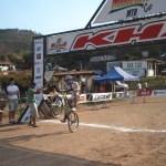 Thiago Aroeira cruza em primeiro na Marathon Cup, disputada em Juiz de Fora