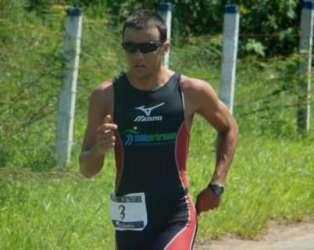 Carioca de Triathlon: Diogo Fiochi e Pablo Casadio (Saúde Performance) competem no Aterro do Flamengo