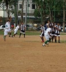 Copa Caem: equilíbrio marca primeiro jogo entre Chapadão e LFC