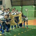 Clube Bom Pastor: campeão Infanto-Juvenil da Copa Prefeitura Bahamas de Futsal