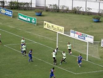 Tupi faz jogo-treino contra o Flu nas Laranjeiras