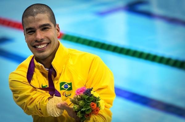 Daniel Dias conquista ouro e bate recorde mundial nos 50m Livre S5
