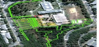 Prova de ciclismo do JF Games tem 3km entre bosques e matas da UFJF