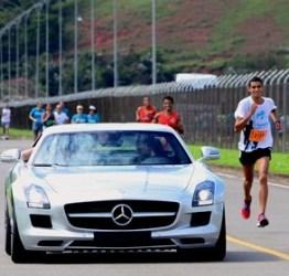 Possibilidade de vagas para a 2ª Corrida da Mercedes-Benz a partir do dia 26