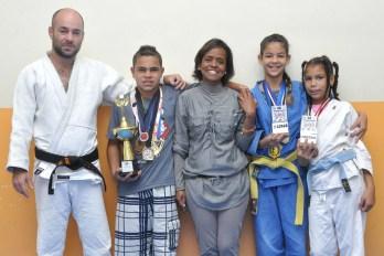 Alunos da União da Betânia classificados para Brasileiro das Ligas de Judô