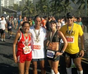 Maratonistas de JF e região estão entre os destaques do Brasil