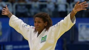 Rafaela Silva: ouro inédito no Mundial de judô