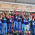 Lobo Guará conquistou o segundo lugar na 3ª etapa do campeonato