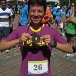 Zirlene dos Santos, campeão geral feminina