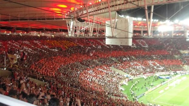 Maracanã viveu seu primeiro título nacional depois da reforma para a Copa do Mundo de 2014