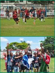Copa Prefeitura Bahamas: Alegria e Passo da Pátria campeões