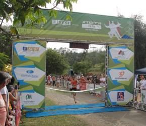 Flávio Stumpf e Érica Vieira vencem prova de trail run
