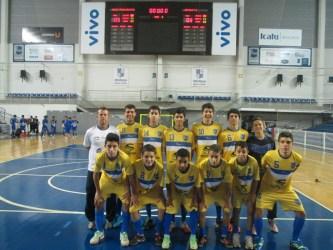 Clube Bom Pastor promove seletiva de futsal