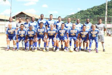 Oba Oba, vice-campeão da Copa Camisa 12 de Futebol Amador