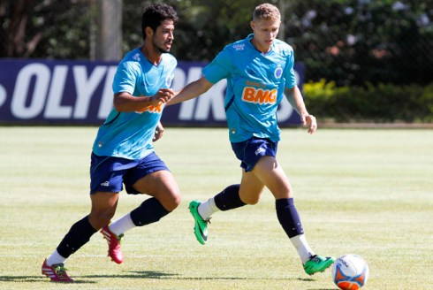 Cruzeiro pode abrir quatro pontos sobre adversário em confronto direto (Foto Washington Alves- Light Press)